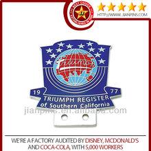 Car Logo Metal Badge