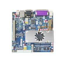 Intel atom D525 embedded Motherboard mini motherboard smaller space, energy