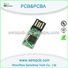 electronic circuit board for kingston usb flash drive