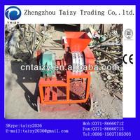 Mini fuel ball press briquetting machine for home use