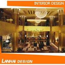 Interior Decoration Hotel Lobby Furniture