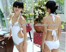 Women's Swimwear Halter Neck Bikini Beach Swimsuits Padded Bathing Beachwear