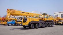 New XCMG truck crane