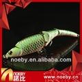 noeby 95mm 11g artificial polvo isca de pesca