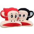 hot vendre des jouets en peluche tête de singe