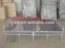 XD-B057 New School Furniture Comfortable Single Metal Bed