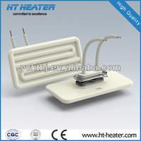 CE Approved 122*60 Half Flat Ceramic Infrared Asphalt Heater