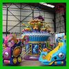 New design amusement park best indoor games for kids