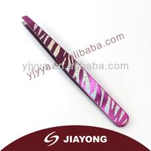 cosmetic tweezers stainless cover tweezers MZ-795