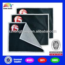 HB568 3m logo printed microfiber lens cleaning cloth