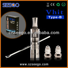 top quality seego vhit type B electronic new turbo+generadores+de+vapor with hporizer with huge vapor