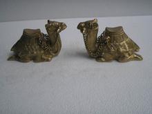Brass Antique Camel
