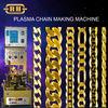 0.2mm jewellery High Speed Chain Making Machines