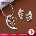 encantador de cobre populares de imitación de joyería para las mujeres s467
