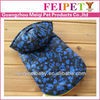 Japanese dog clothes with high quality,pet pullover coat