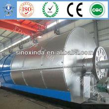 XD-12 Rubber crude oil refine machine