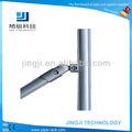 tubo de alumínio quadrado