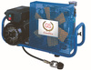 high pressure compressor for breathing air /bule style