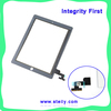 white & black touch screen digitizer for ipad 2 ,wholesale price