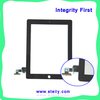 For iPad 2 Touch Panel/Screen Digitizer(Black and White) touch panel for ipad2