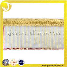 Decoration Accessory Decoration Curtain of White Beads Fringe