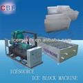 Top qualité automatique fabrique de glace conception pour bloc de glace