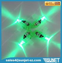 2015 promotion gift led party laser finger