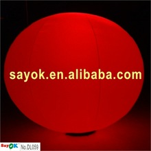 party decoration lighted inflatable balloon
