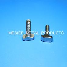 T type Steel Nickel plated screw