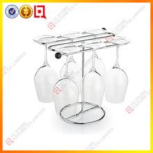 Hot sale High Quality hanging wine glass rack