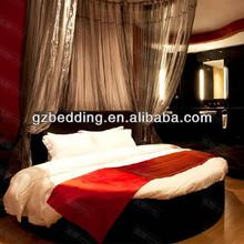 Round Bed Sheet, Hotel Bedding, Comforter Set