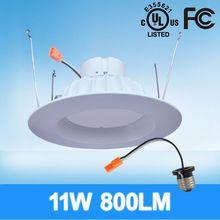 "UL CUL retrofit 4"" 5"" 6"" 8"" recessed can light LED ( UL NO:E355621) high power led downlight 26w"