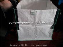 polypropylene pp woven FIBC bulk bag for plastic scrap