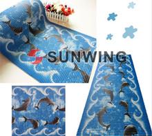 new stuffed lumbar cushion with memory foam