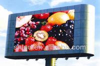 Sunhope P12 big outdoor led display led billboard