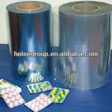 pharmaceutical grade pvc film