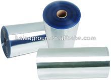 Médecine emballage PVC film Transparent