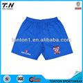 2014 novo design shorts de futebol uniformes de futebol