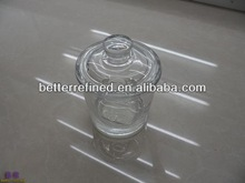 pepper shakers/crystal glass jars for home decoration