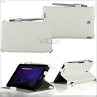 leather flip case for asus fonepad me371, stand case for asus memo pad hd 7 me173x P-ASUSPADFONE7CASE004