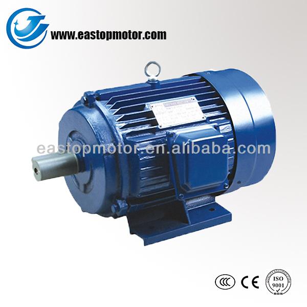 Y three phase ac motor 48v 7kw