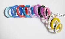 silicon wristband gift item silicone bracelet for nike