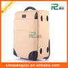 new fashionable travel trolley luggage bag