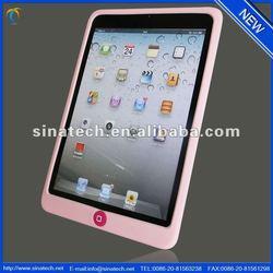 2013 hot selling for new ipad mini silicon case,for ipad silicon case
