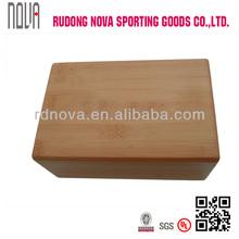 Eco Yoga Bamboo Brick