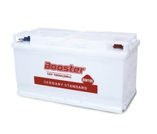 Top Selling Dry German VW Automotive Battery DIN100 Supplier Booster