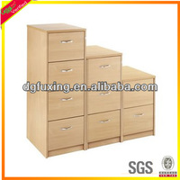 Bookcase with drawers filing cabinet storage