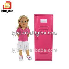 Lovely Doll Kids Bedroom Lockers Metal Bedroom Lockers