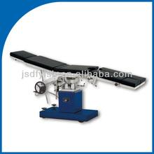 DZS-3001F Sideway control hydraulic OT table, carbon steel base & divided legs