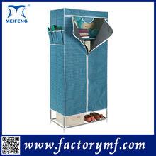 16 mm móveis para casa dobrável elegante guarda-roupa